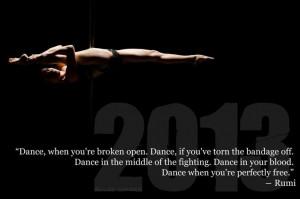 Dance Quote Natasha Wang Pole Fitness