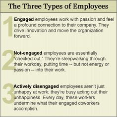 ... Personal in the Workplace - Article on Employee Engagement ... More