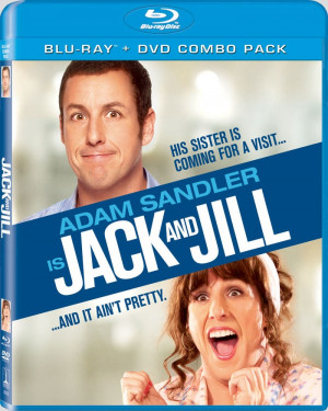 Jack and Jill (US - DVD R1 | BD RA)