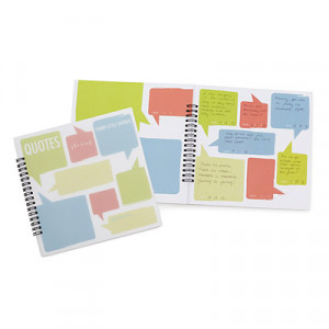 KID QUOTES MEMORY BOOK | baby book, kid quotes | UncommonGoods