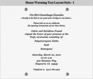 House Warming Party Invitation Wording. Related Images