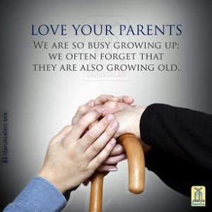 islam #parents #respect #love #miss #them #quote - sarahbzd via ...