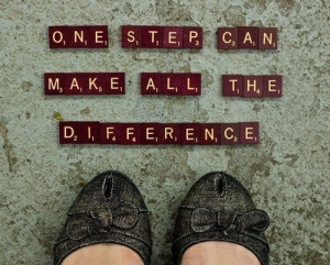 ... , quote, quotes, saying, shoes, step, text, typography, wisdom, words