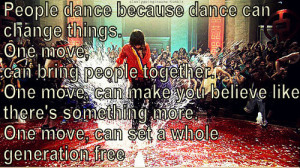 Hip Hop Dance Tumblr Quotes