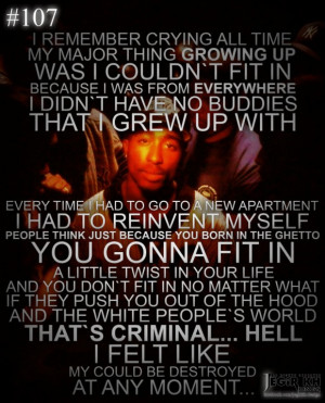 Hood Quotes About Life And Happiness: Tupac Shakur Quotes And Sayings ...