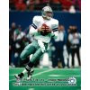 Troy Aikman Cowboys Dropping Back 8x10 Photo