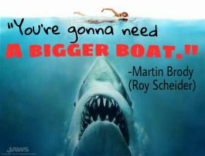 Jaws Movie Quotes