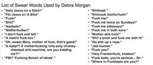 Deb Morgan - Dexter