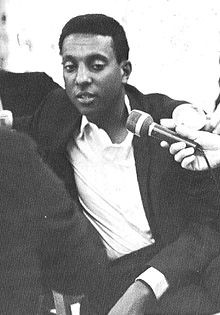 Stokely Carmichael expounds on