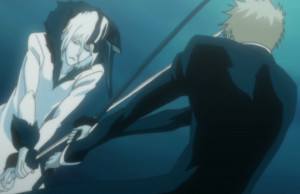 Zangetsu (Zanpakutō spirit) - Bleach Wiki - Your guide to the Bleach ...