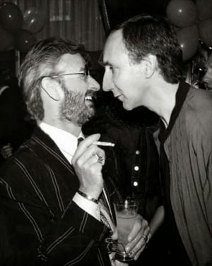 Synergies # 53: Ringo Starr & Pete Townshend