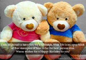 Funny Grandpa Birthday Quotes