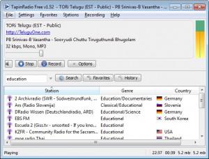 Internet Radio Stations List