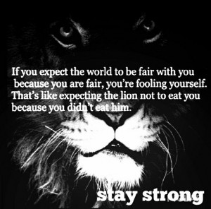 ... inspirational, lion, motivational, quotes, relatable quotes, sad, so