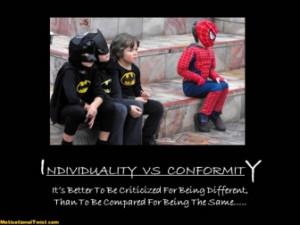individuality-conformity-individuality-conformity-motivational ...