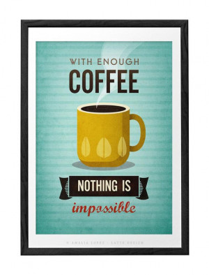 You can do it! The weekend is almost here! #coffee