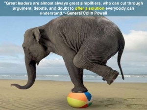 Quotes by Great Leaders Quot Great Leaders Are Almost