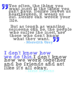 Grey's Anatomy Quotes by sweetlysarcastic