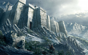Medieval Mountain Fortress » Medieval Mountain Fortress