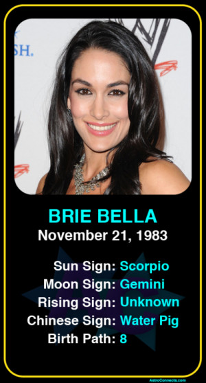 Famous WWE Wrestlers: Brie Bella - Check out more famous WWE wrestlers ...