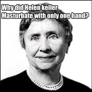 Helen Keller Hide And Seek...