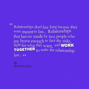 Quotes About: lasting love