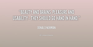 beauty and brains quotes source http quotes lifehack org quote ...