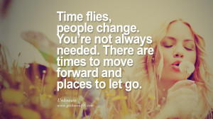 ... to let go. - Unknown Quotes About Moving On And Letting Go Of