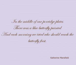 butterfly poem butterfly