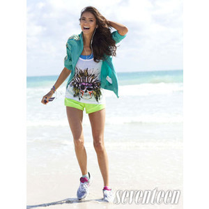 Nina Dobrev Interview - Quotes and Pictures from Nina Dobrev's Cover S ...