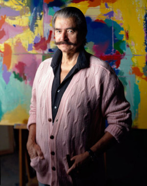 LeRoy Neiman, the painter and sketch artist, has died aged 91. He was ...