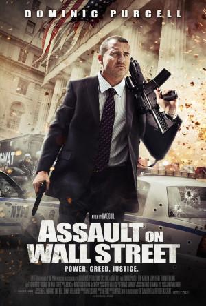 Poster of Lynn Peak Productions' Assault on Wall Street (2013)