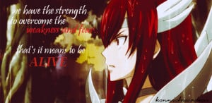 fairy tail anime quotes - Google Search