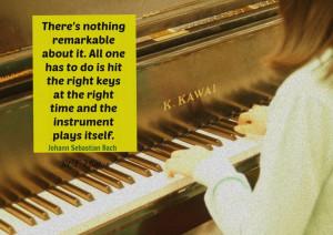 Johann Sebastian Bach quote