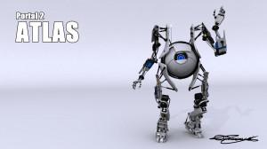 Thread: Portal 2 ATLAS character