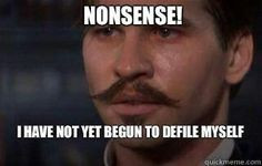 Tombstone' is one of the most infinitely quotable films of all time ...