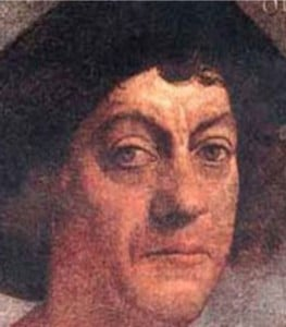 a biography of christopher columbus a famous explorer Christopher columbus was born in italy and was a very famous explorer who travelled to and started the colonization of the americas columbus was trying to get to china but the world was.