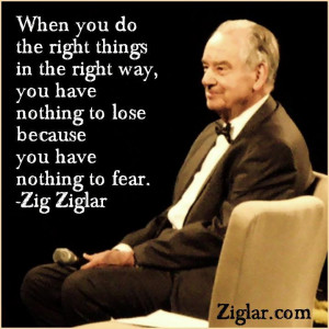 Customer Experience Lessons from Zig Ziglar