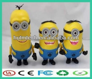 lindo despreciable minion hablar minion portátil mini altavoces ...