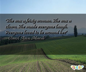 Great Quotes From Feisty Women