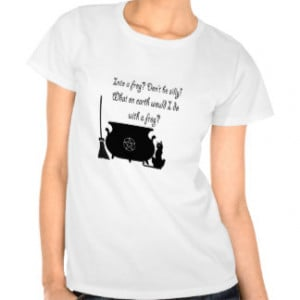 Funny Pagan Witch Saying Shirt