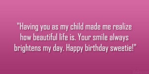 Search Results for: Happy Birthday To My Daughter Quotes
