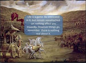 Bhagavad Gita Quotes HD Wallpaper 13