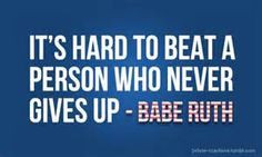 Famous Quote by a Baseball Icon. More
