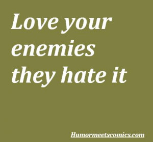 funny quotes about enemies funny flag football team names funny ...