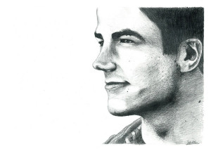 Grant Gustin By Tapere On Deviantart