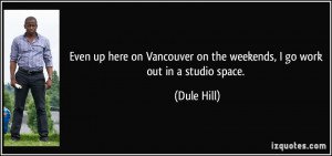 More Dule Hill Quotes