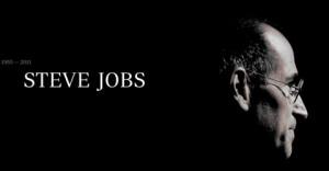 Il mondo rende omaggio a Steve Jobs