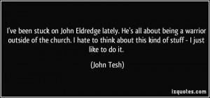 More John Tesh Quotes