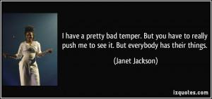 bad temper quotes